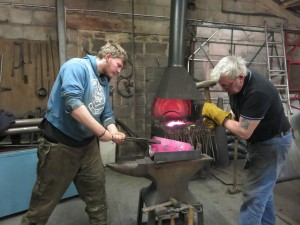 MIKE JUDD AND GREYSTONE FORGE COAL FORGES