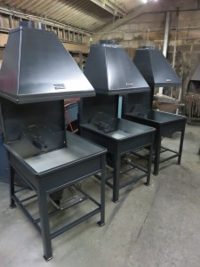 Greystone Forge Coal Forges For Blacksmiths Farriers